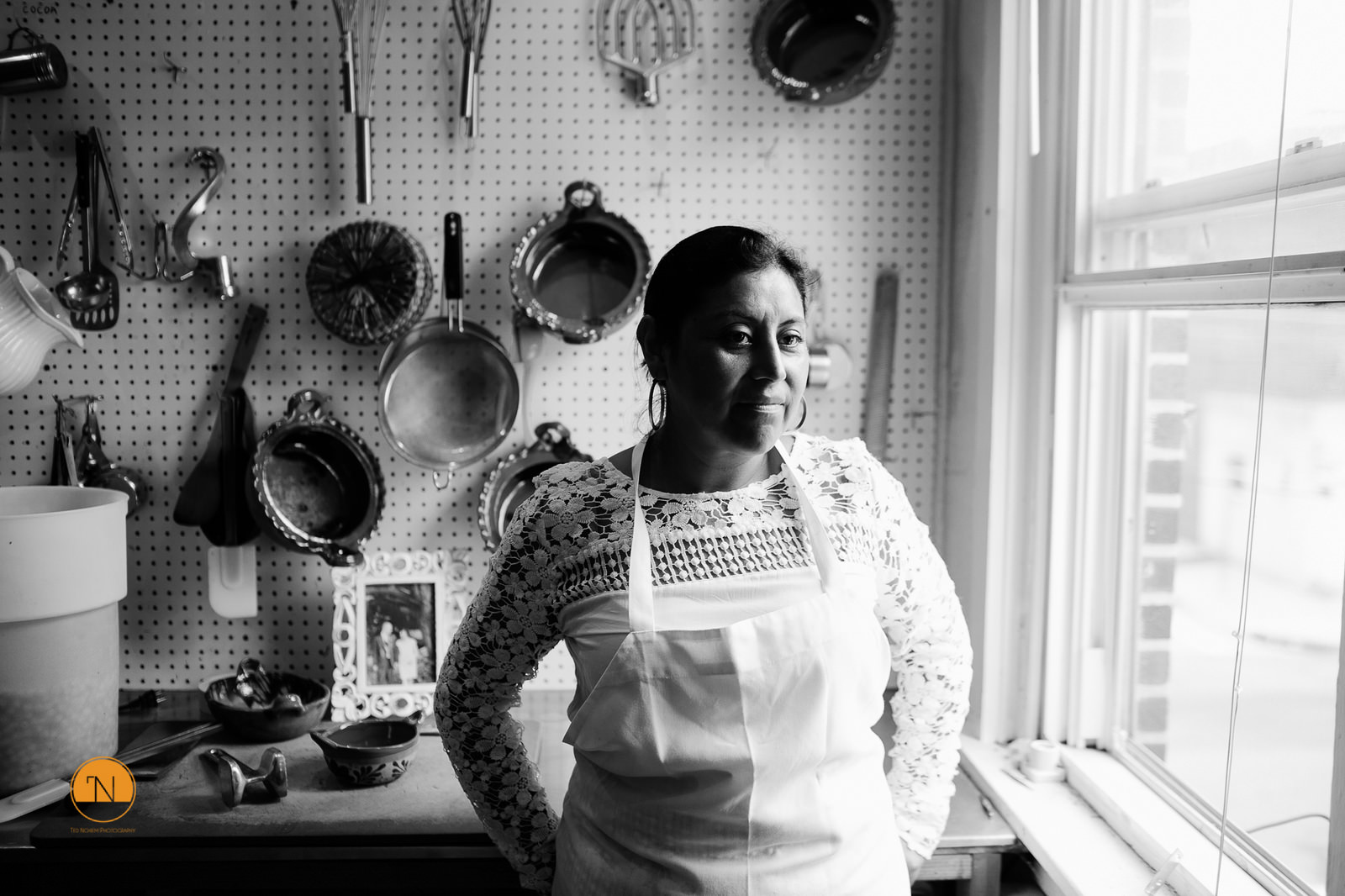 "Cristina Martinez of South Philly Barbacoa from my story, "" Illegal Food ."""