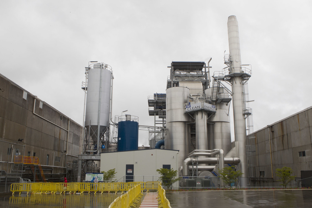 Clean energy at Visy
