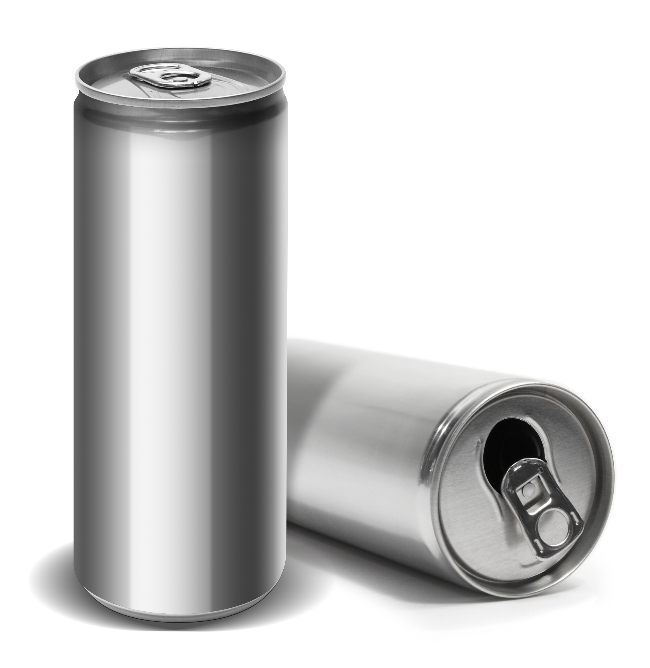 Visy's slim cans