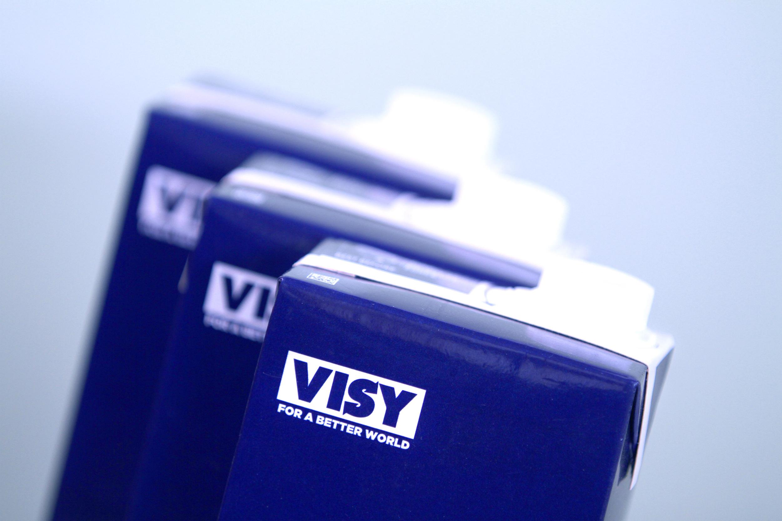 Visy Beverage Cartons - Aseptic Packaging