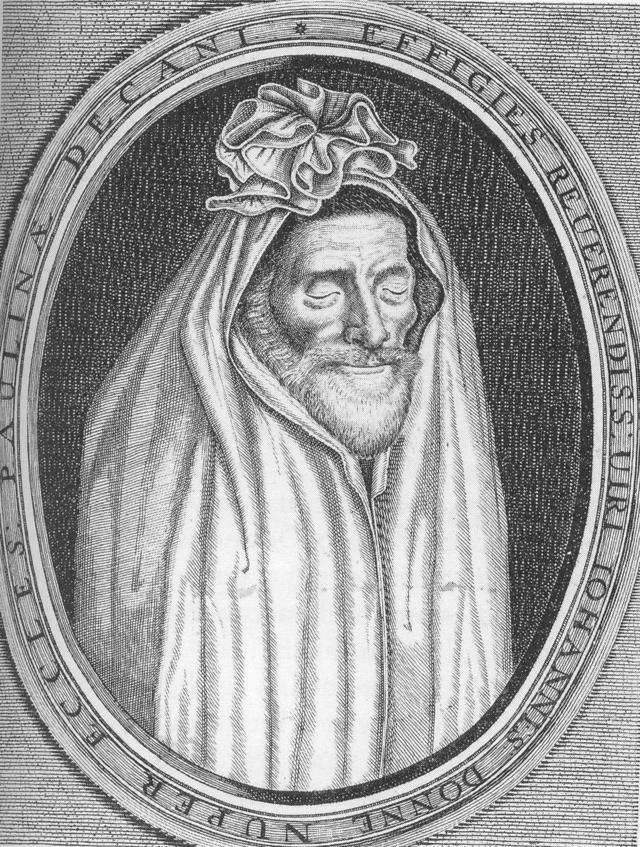 John Donne ( at the apocalypse ).