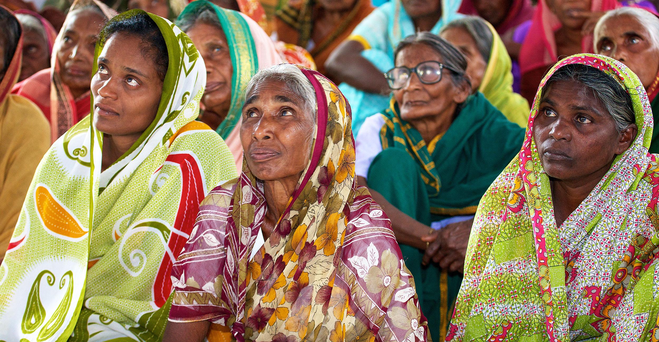 arbeit unter witwen vijayawada indien