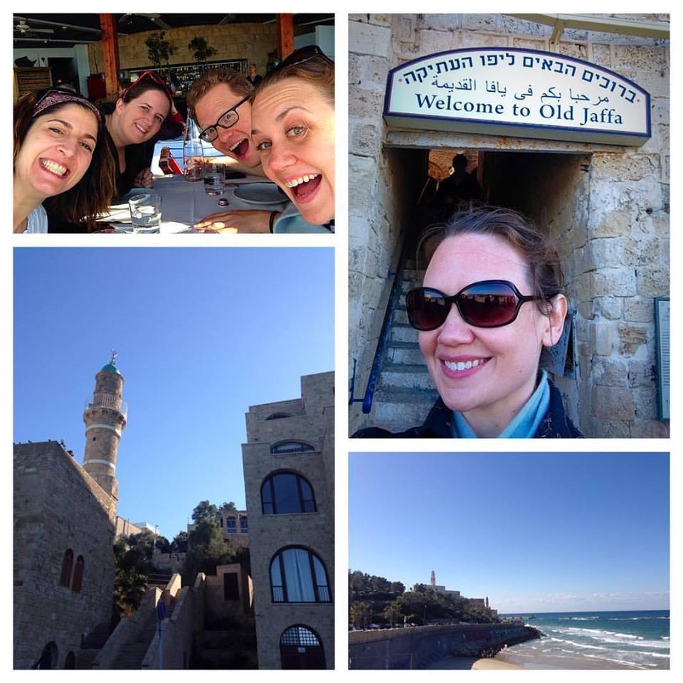 A sunny day in Tel Aviv; scenes from Jaffa.
