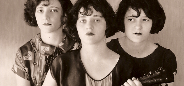 The Boswell Sisters!