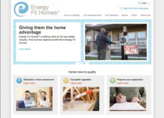 Energy Fit Homes Website Copy