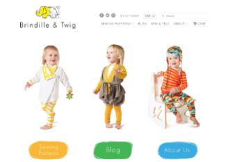 Brindille & Twig Website Copy