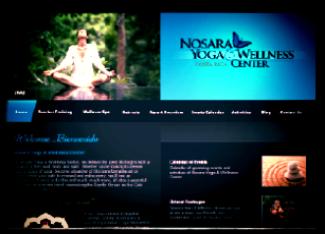 Yoga Resort Website Content