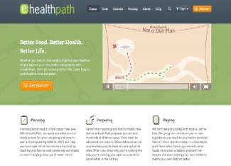 eHealth Path Website Copy