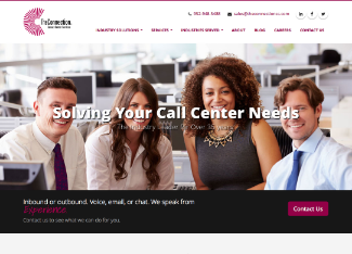 The Connection Website Copy