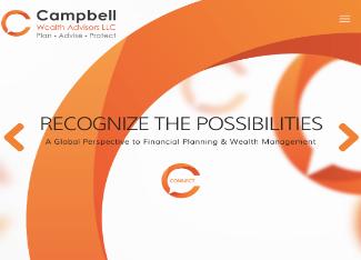 Campbell Wealth Advisors Website Copy