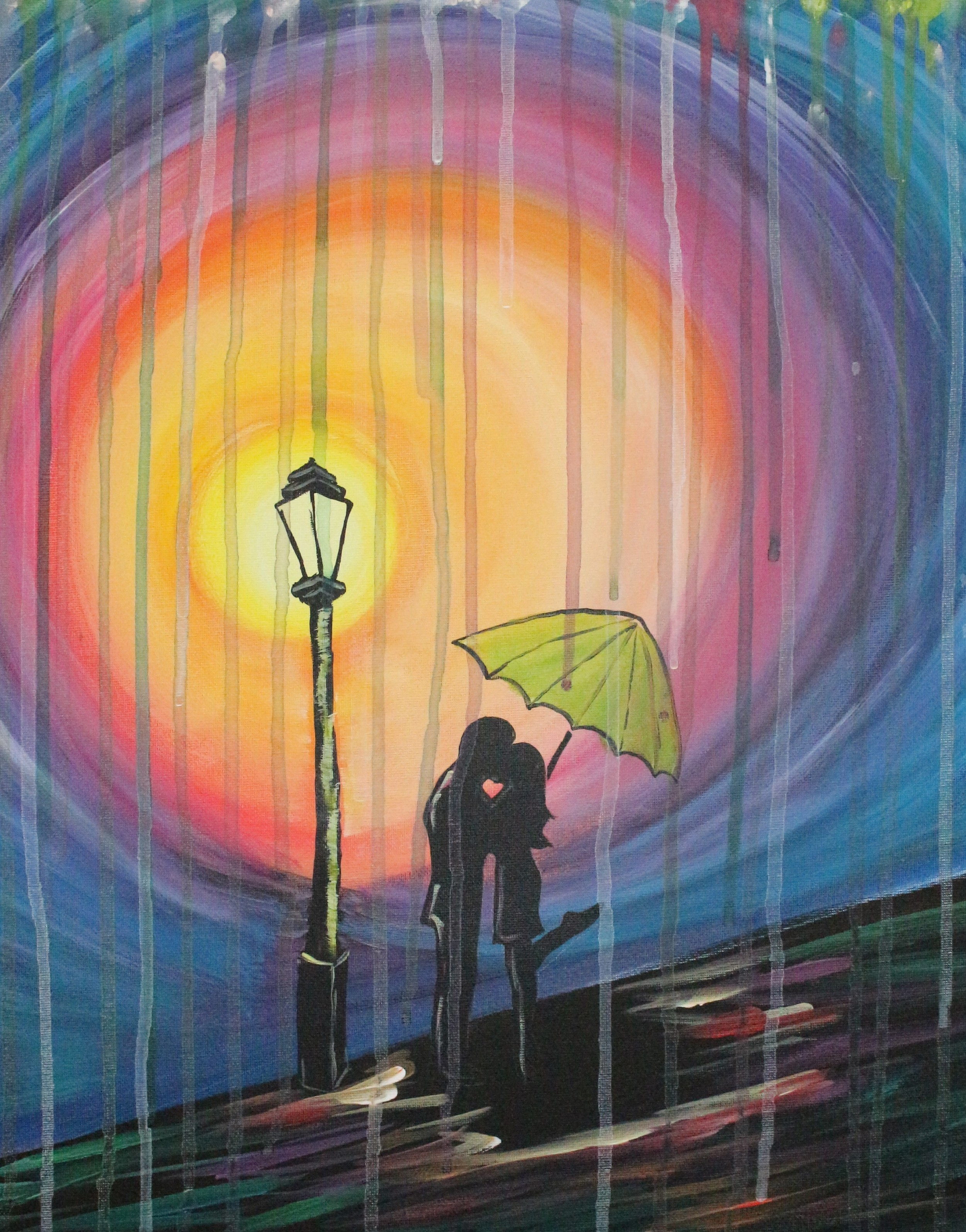 Love in the Rain.JPG