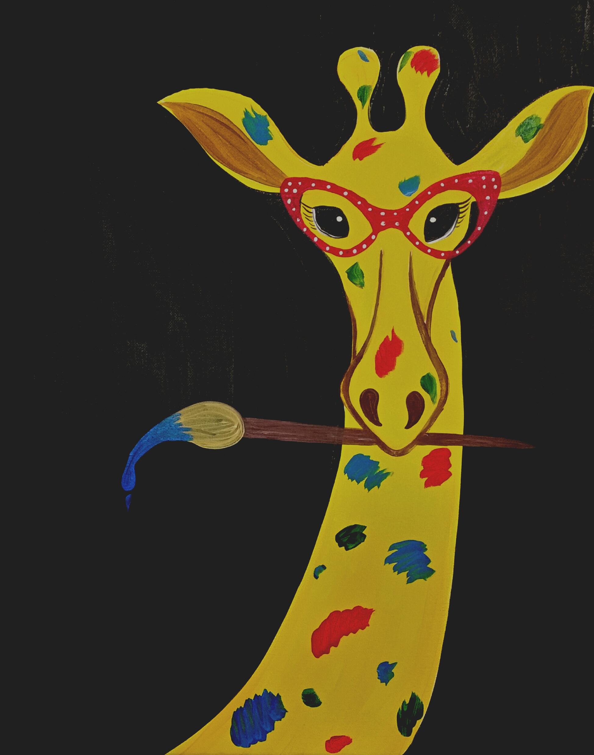 Artsy Giraffe.jpg