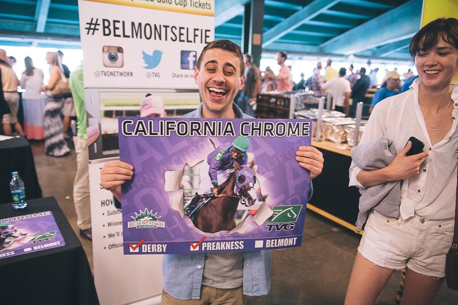 #BELMONTSELFIE
