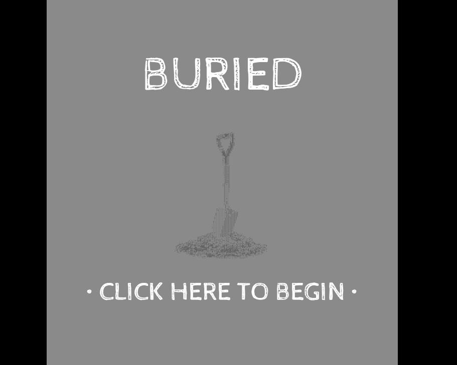 Buried - An Ergodic Literature Game - Screenshot - Tara Copplestone and Luke Botham