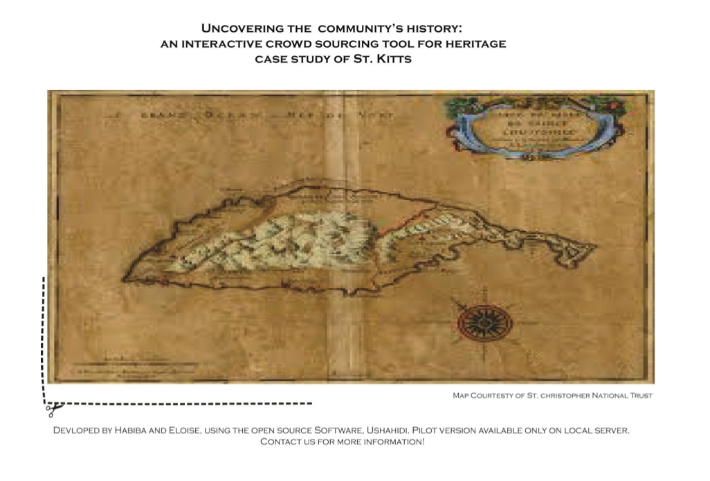 Uncovering the Community's History - Habiba and Eloise Stancioff