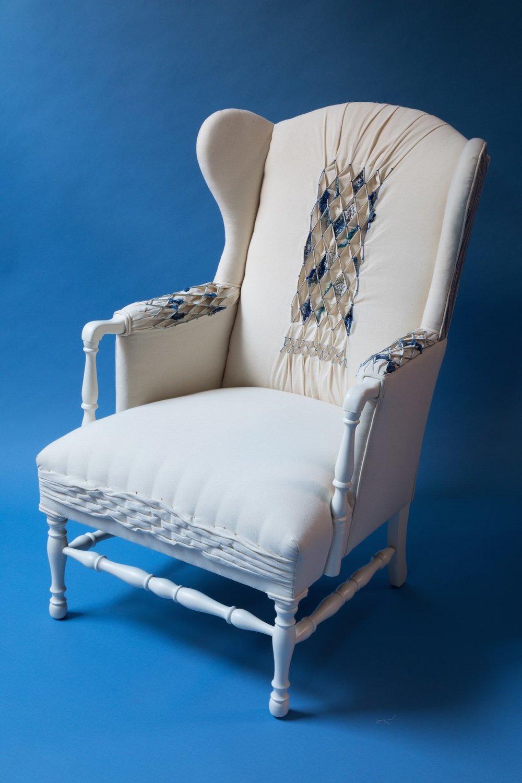Smocking Chair — Annie Coggan