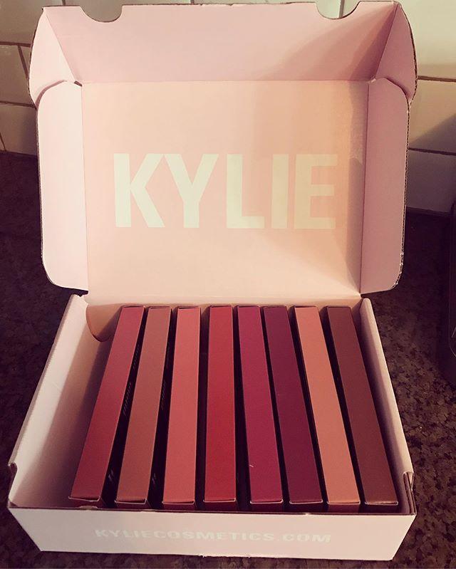Pretty new fall lip kits! 😍