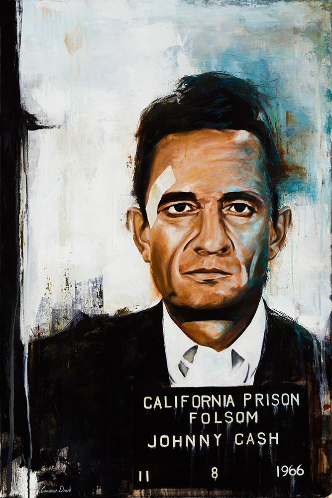 Hello, I'm Johnny Cash