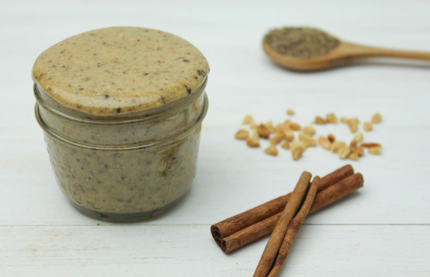 Cinnamon Twist Flax Butter