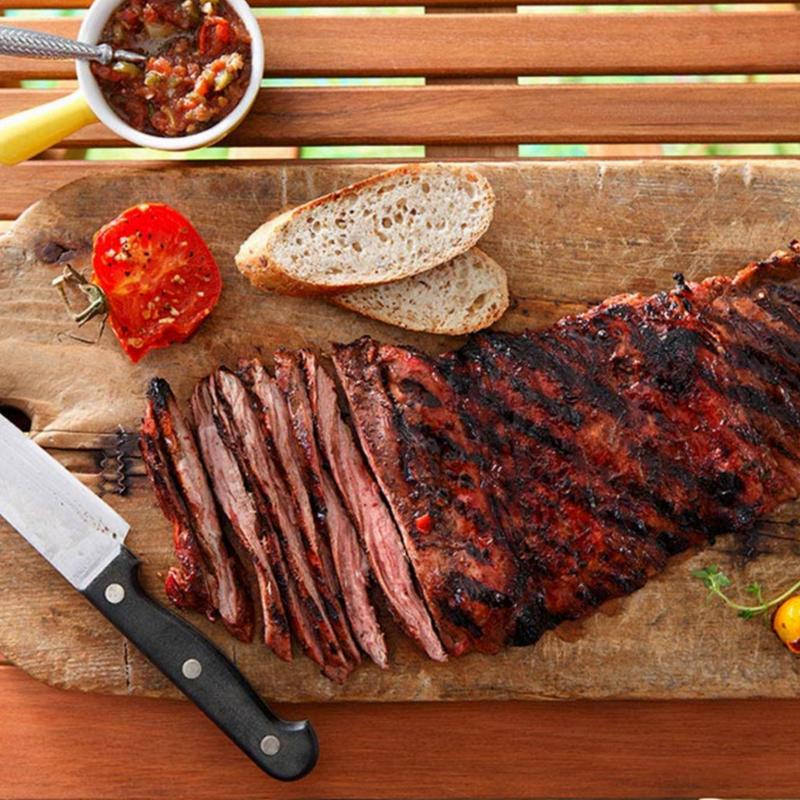 Yucatan Spiced Skirt Steak recipe courtesy of CanolaInfo