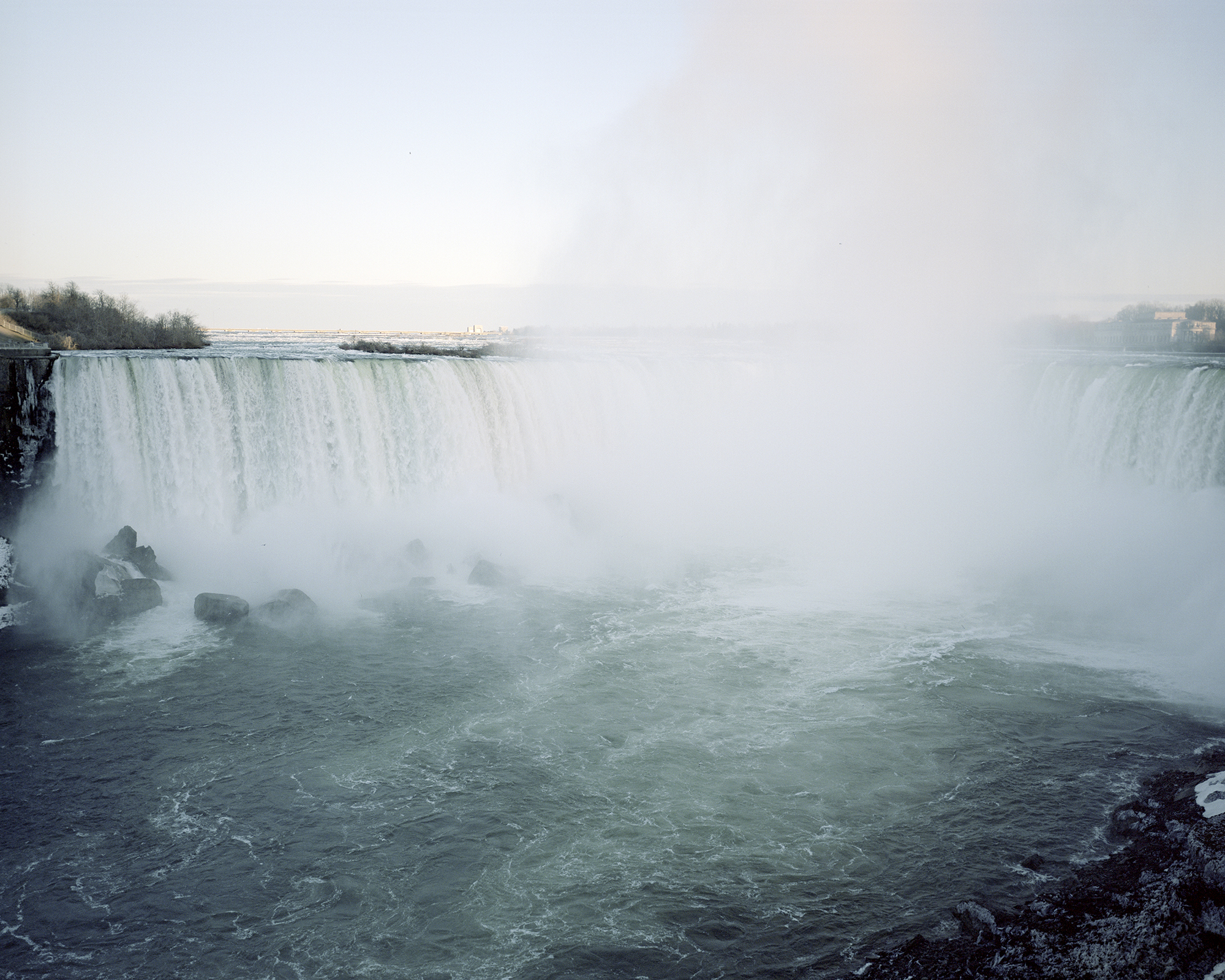Niagara in the Spring