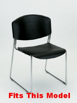 2300 Series Stack Chair