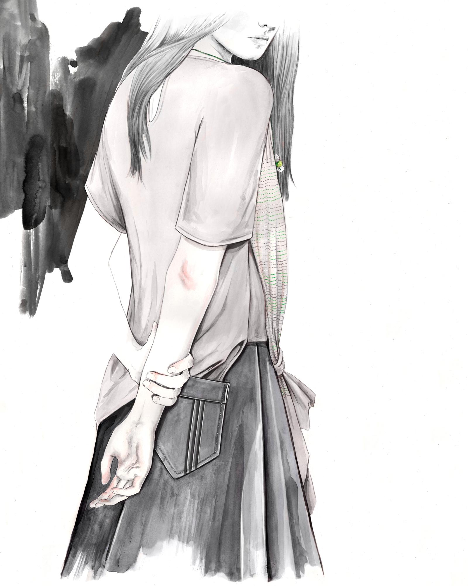 Illustration: Esra Røise
