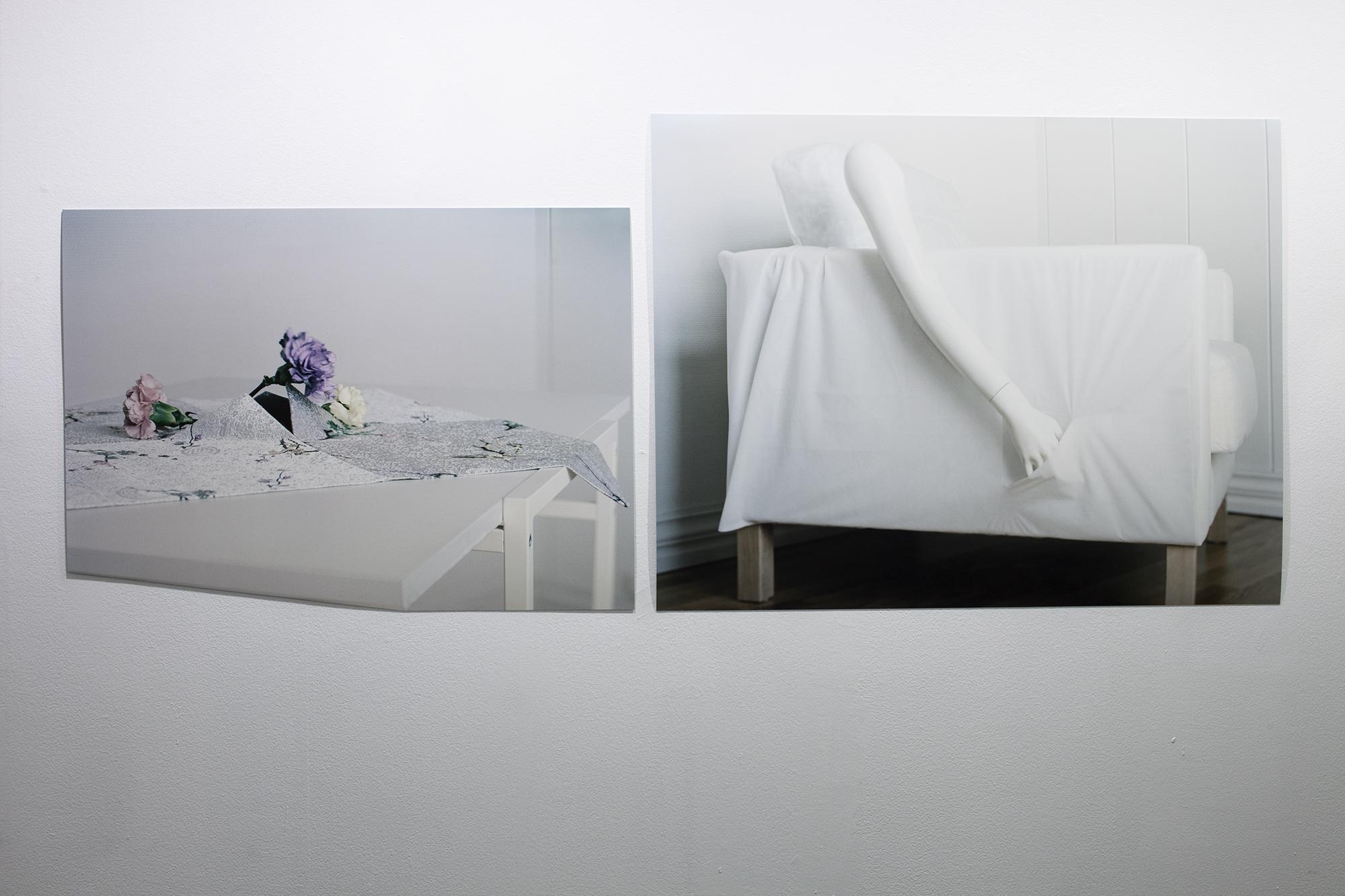 Ingrid Eggen and Admir Batlak - Teriører  One Night Only, Kunstnernes Hus, Oslo, January 2014