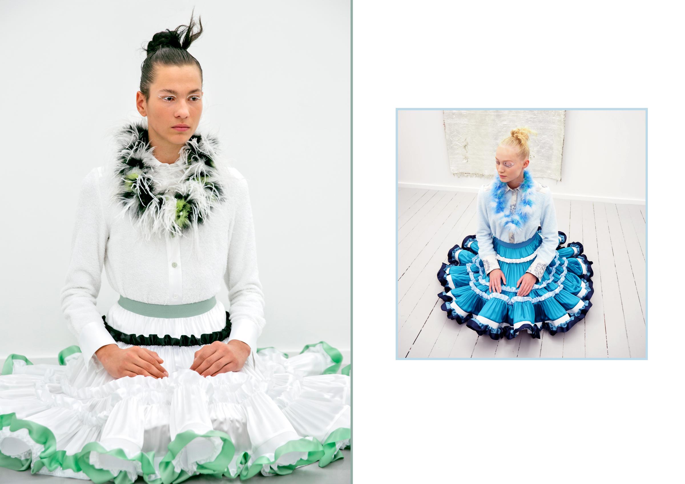 Photo: Left: Alexander Norheim / The Sceptic. Right: Lone Bru Kjær