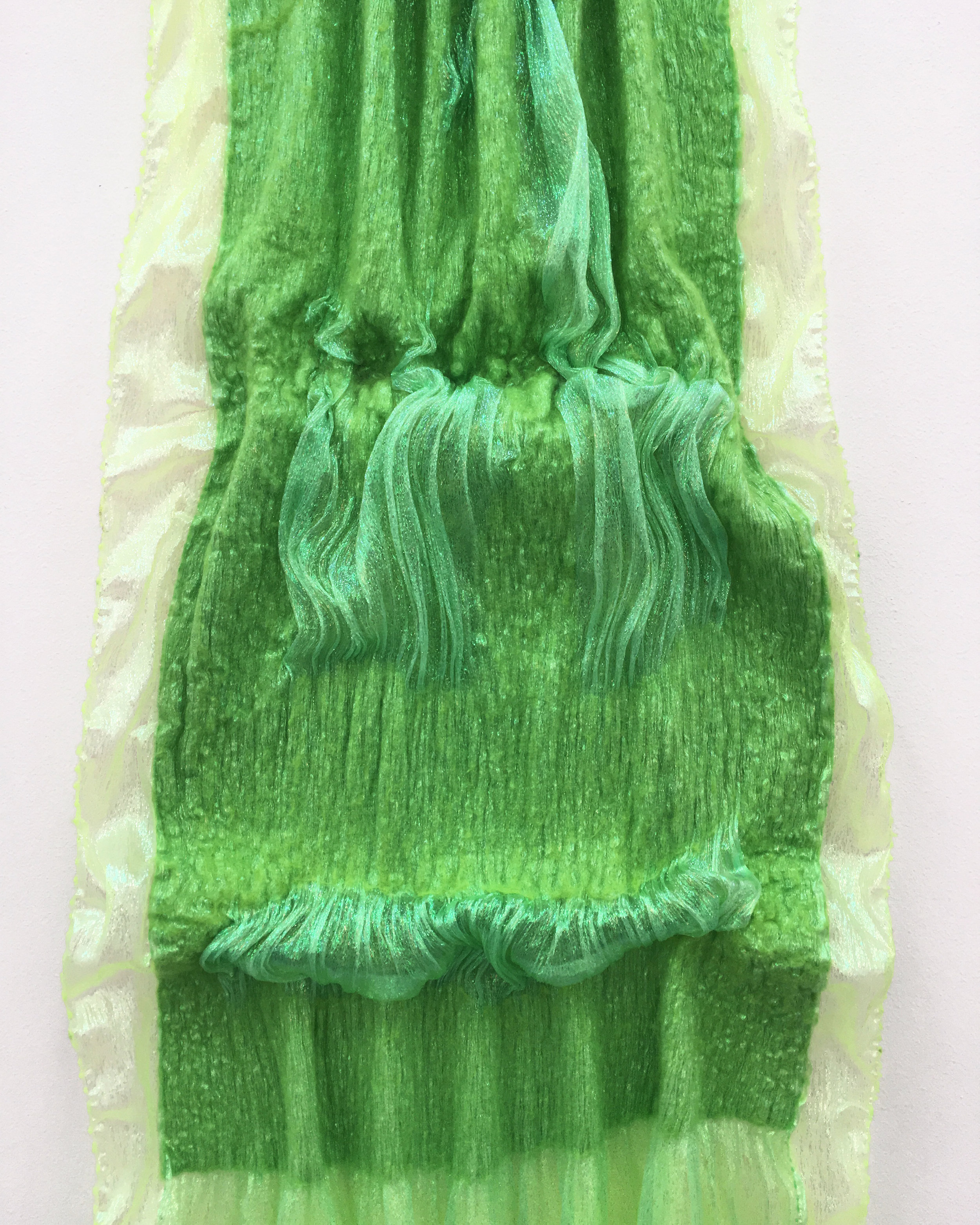 Rookie´s Rave - Green (detail)