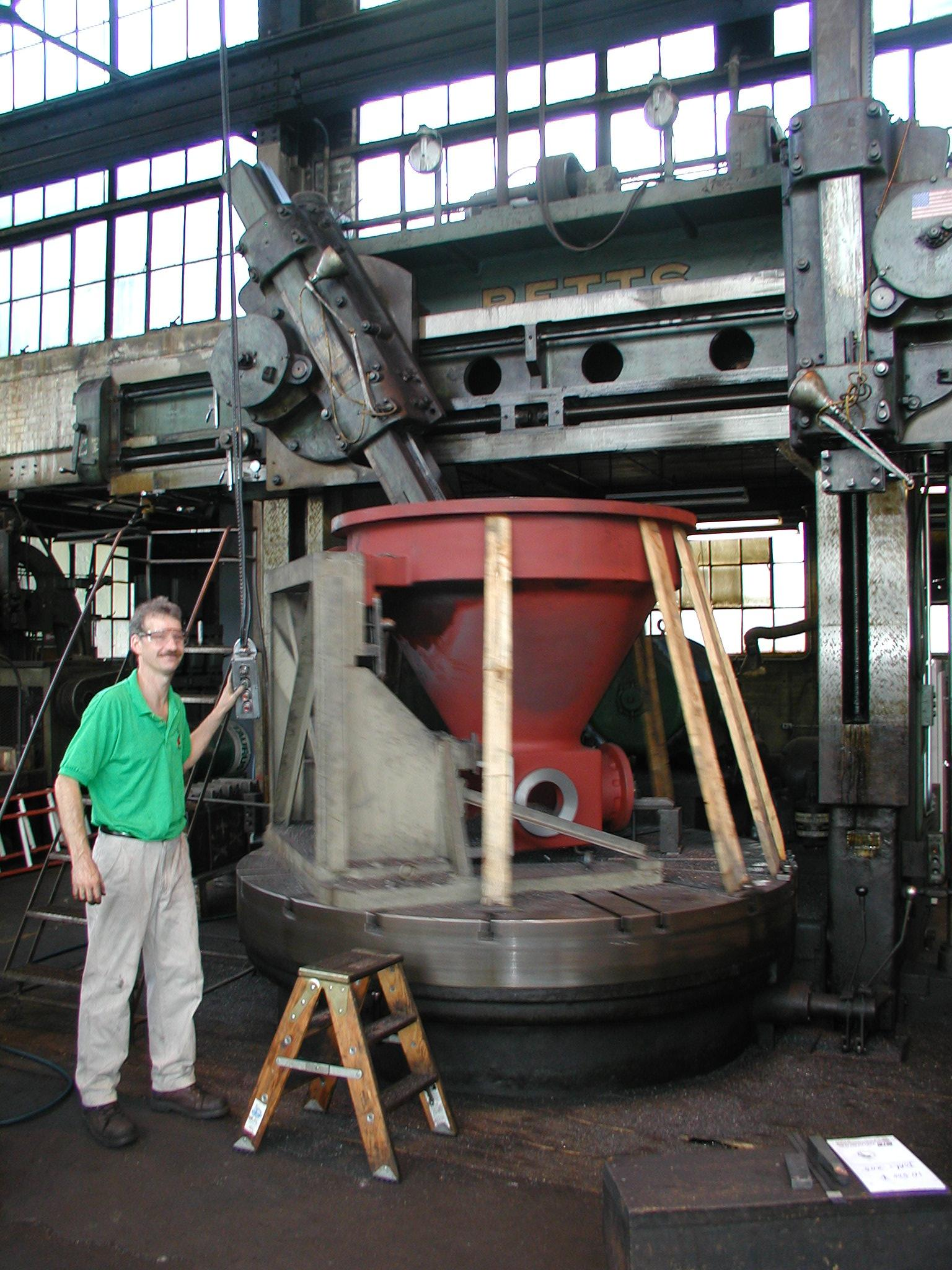 Betts Boring Mill
