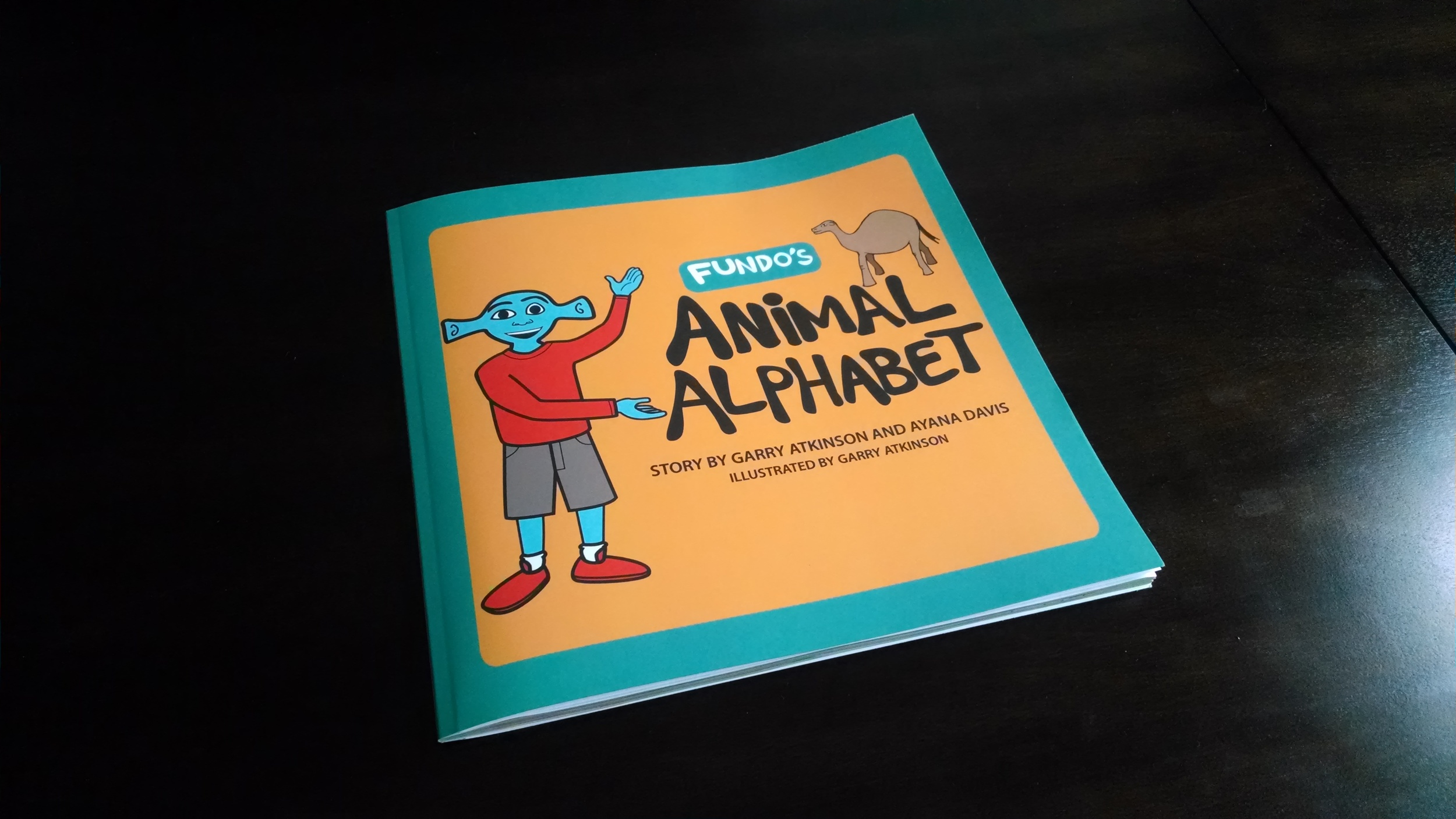 Fundo's Animal Alphabet