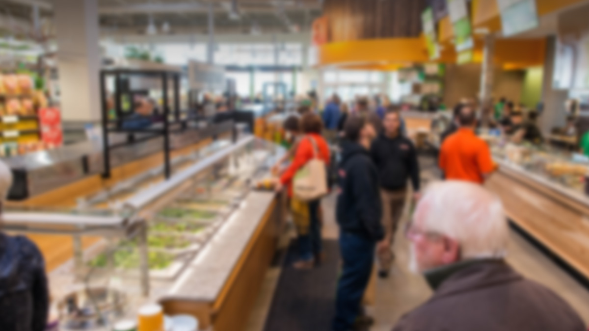 """Reviews   """"The Co-op is awesome! I don't have enough good things to say about the deli, which hosts a high quality self serve hot food and salad bar, a killer sandwich counter, and custom burritos (my absolute favorite)."""" - Tim P."""