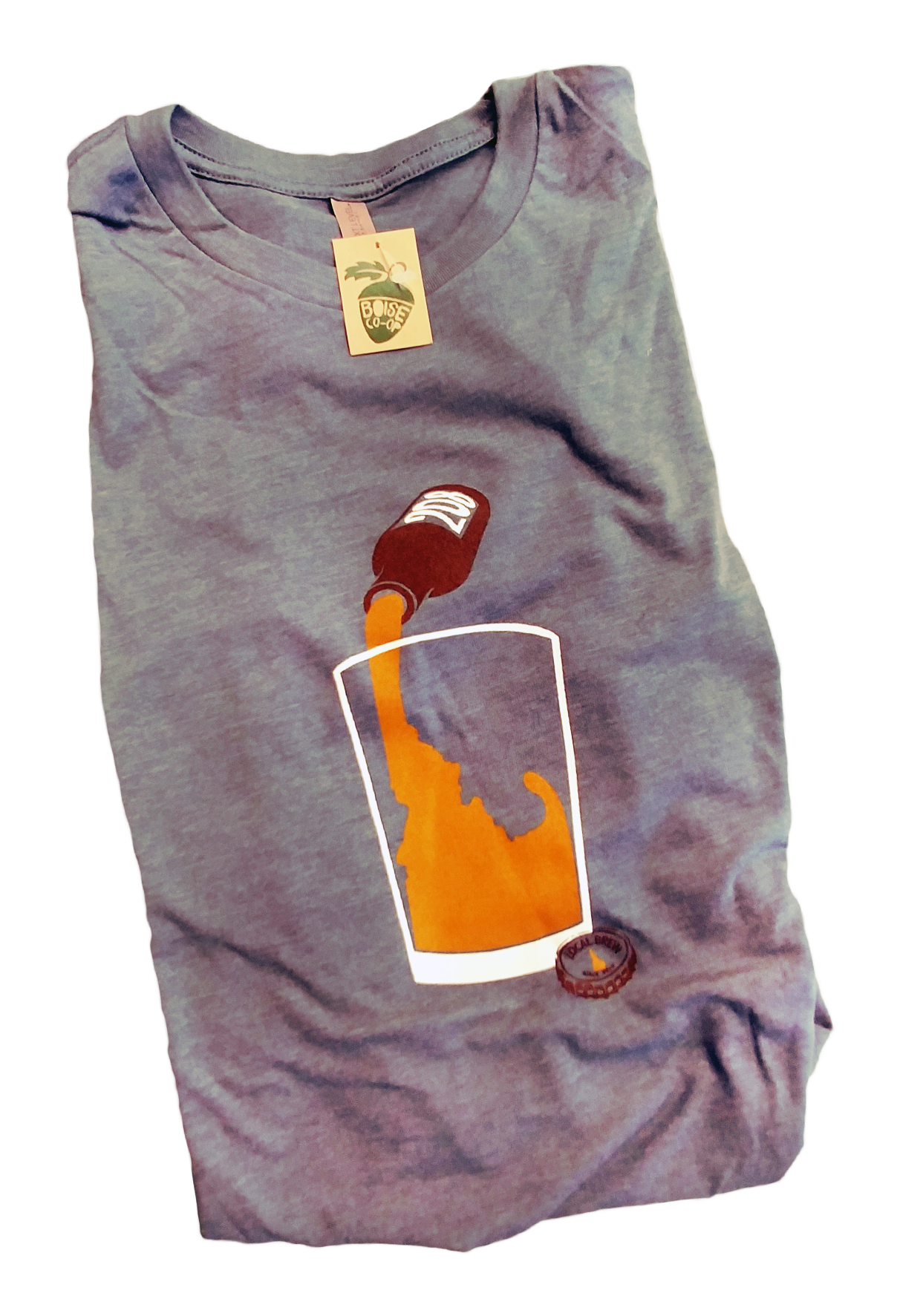 Banana Ink 208 Beer Glass T-shirt, $23.99  Super soft, light-weight material perfect for summer wear. Strut your 208 while you still can.