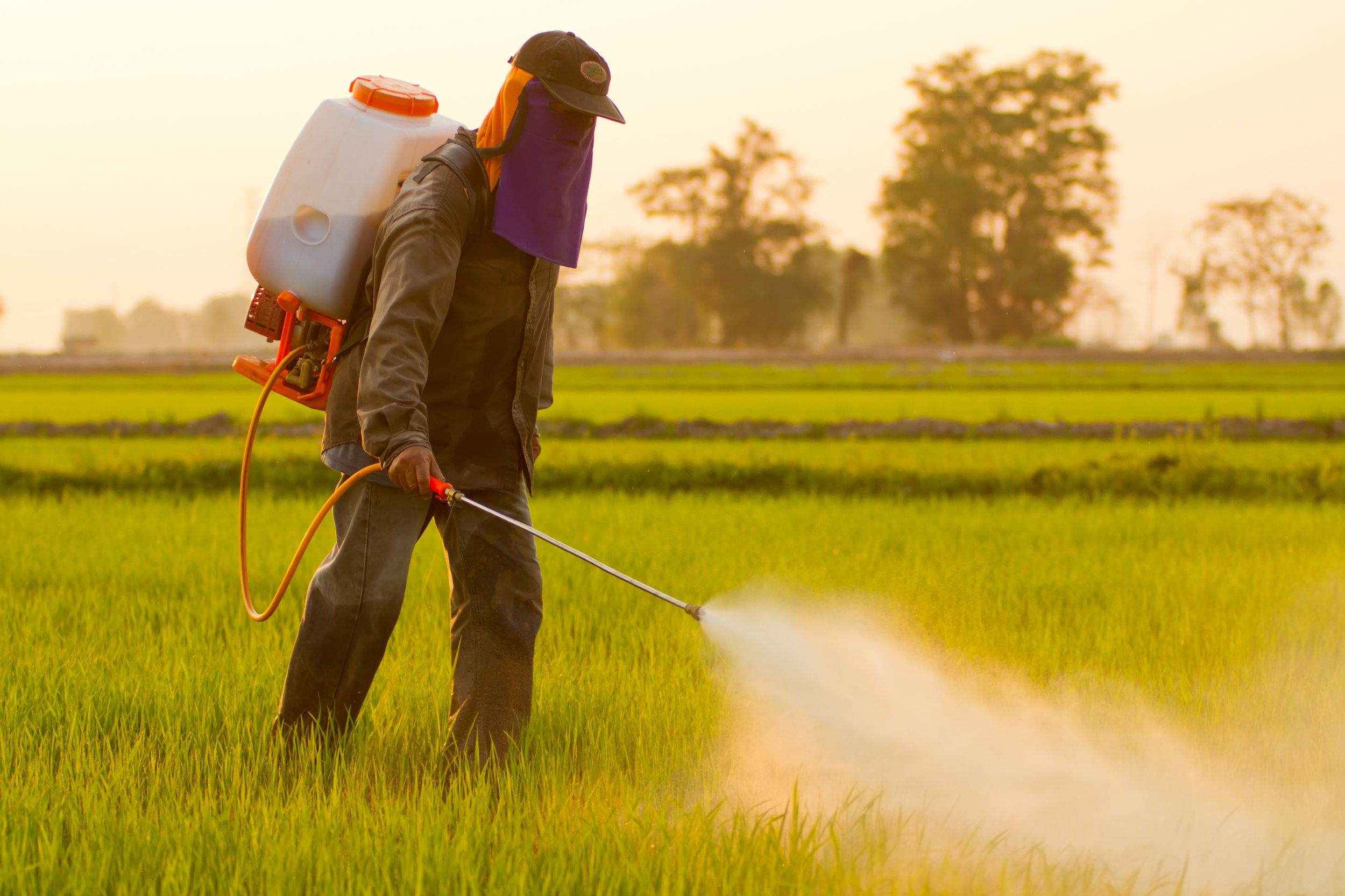 Ban Glyphosate Petition - Glyphosate was always a bad idea. Now it's time to ban it..By Robert Craven