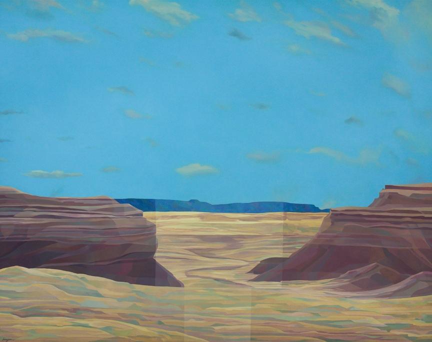 Chaco Canyon (T-Door)