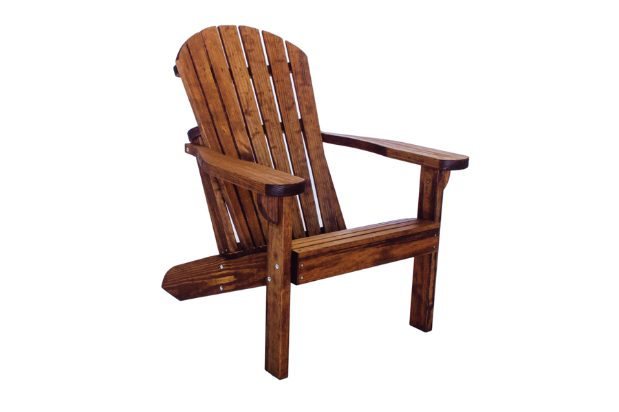 "Adirondack Chair  29"" W X 39 1/4"" D X 34"" H"