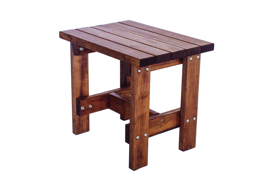 """Rectangle End Table   23"""" W X 16 3/4"""" D X 20"""" H"""