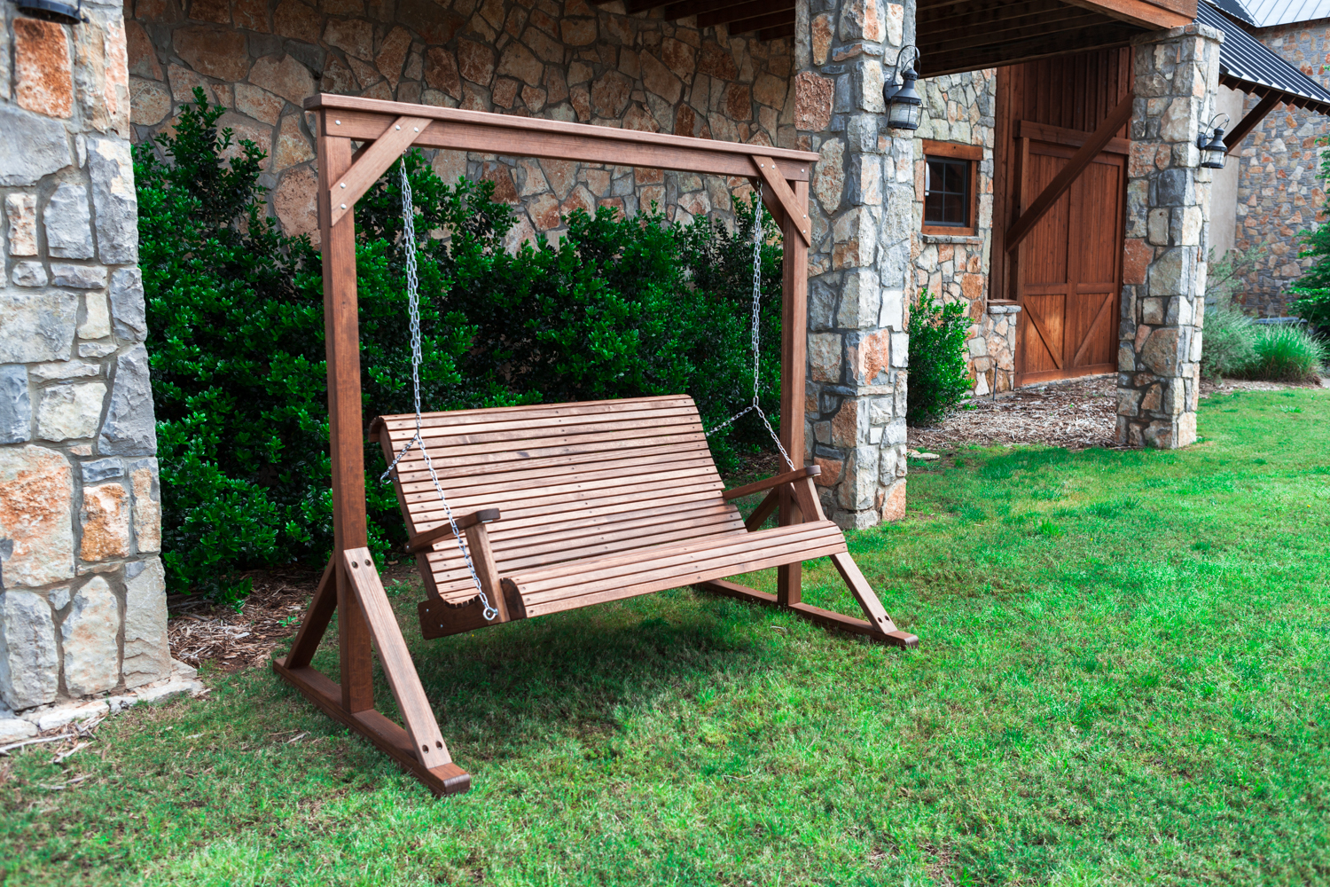 Swing Frame with Highback 5' Swing