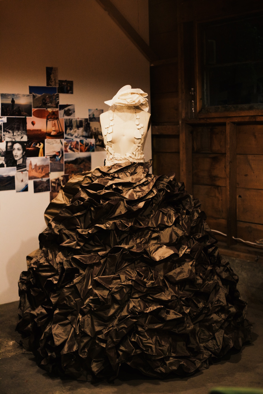 Dress by Angela Vanwiemeersch