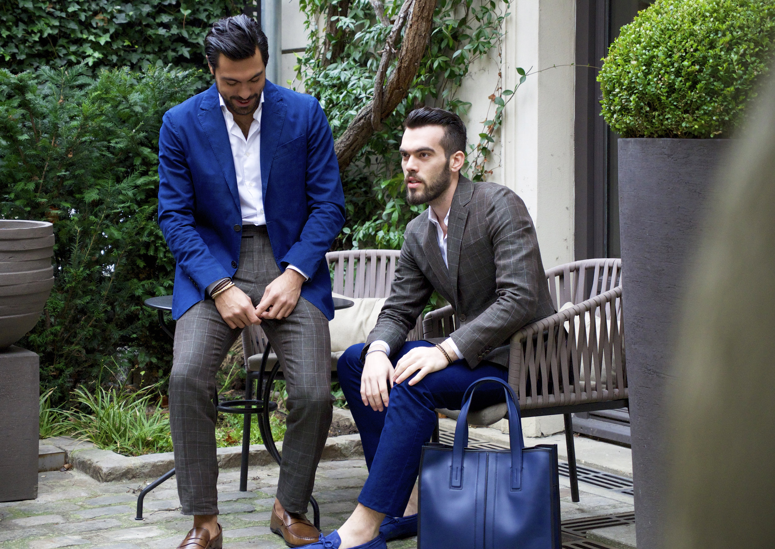 Total outfits by Tod's