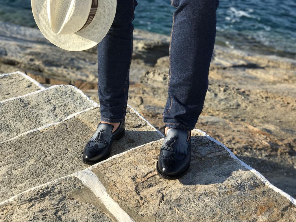 Shoes: Santoni Shoes