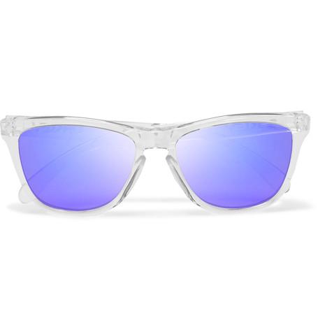 OAKLEY Frogskins Square-Frame Acetate Sunglasses