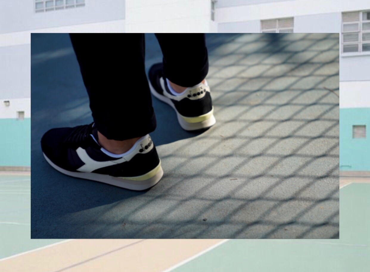 Sneakers: Diadora