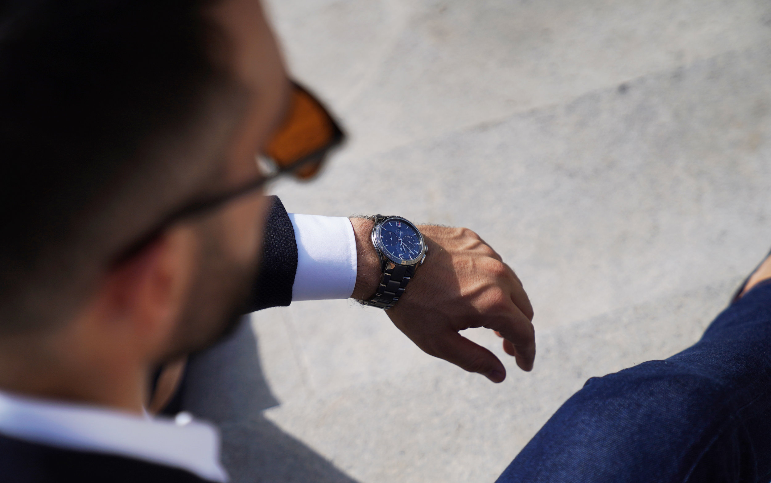 Watch:Rado HyperChrome Automatic Chronograph