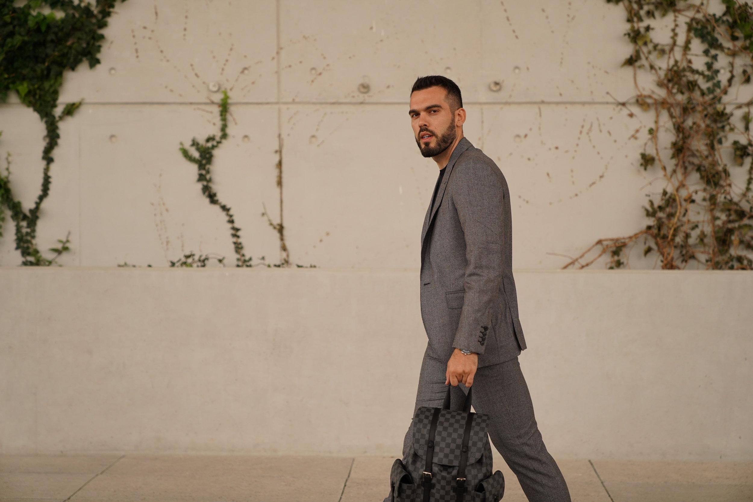 Suit: Hackett London