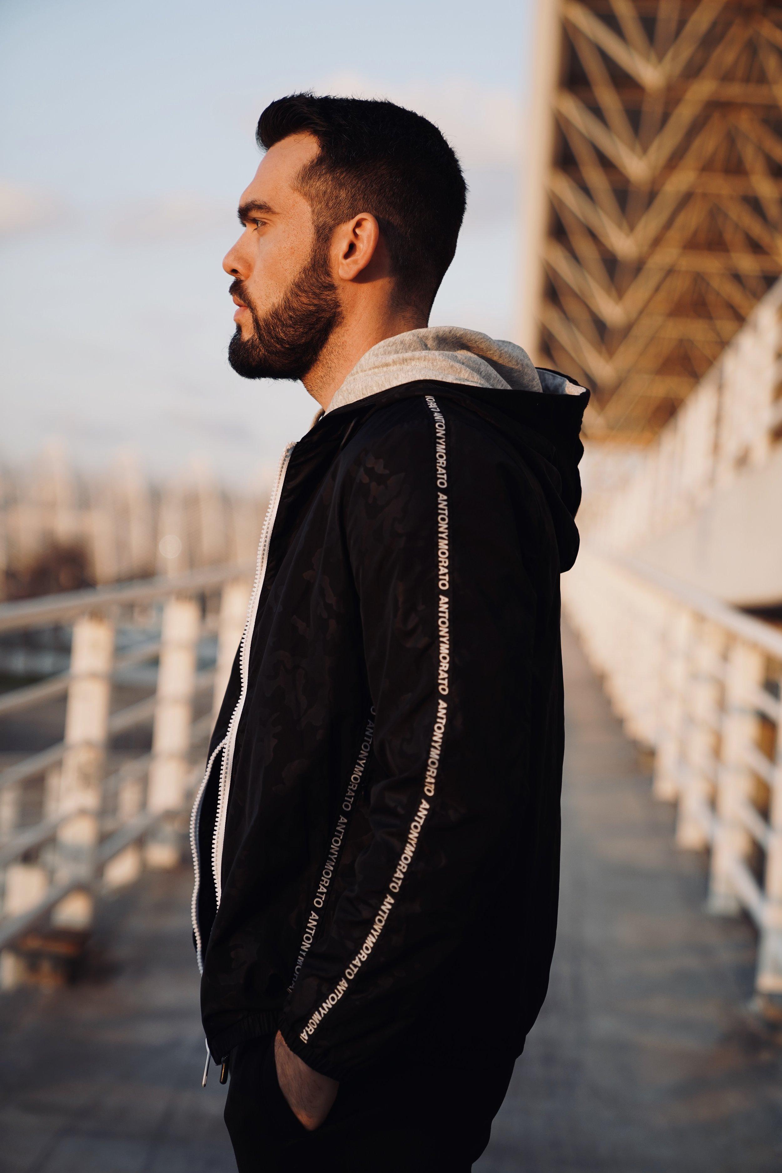 Jacket: Antony Morato