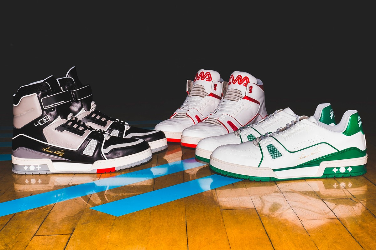 louis vuitton fw19 sneakers