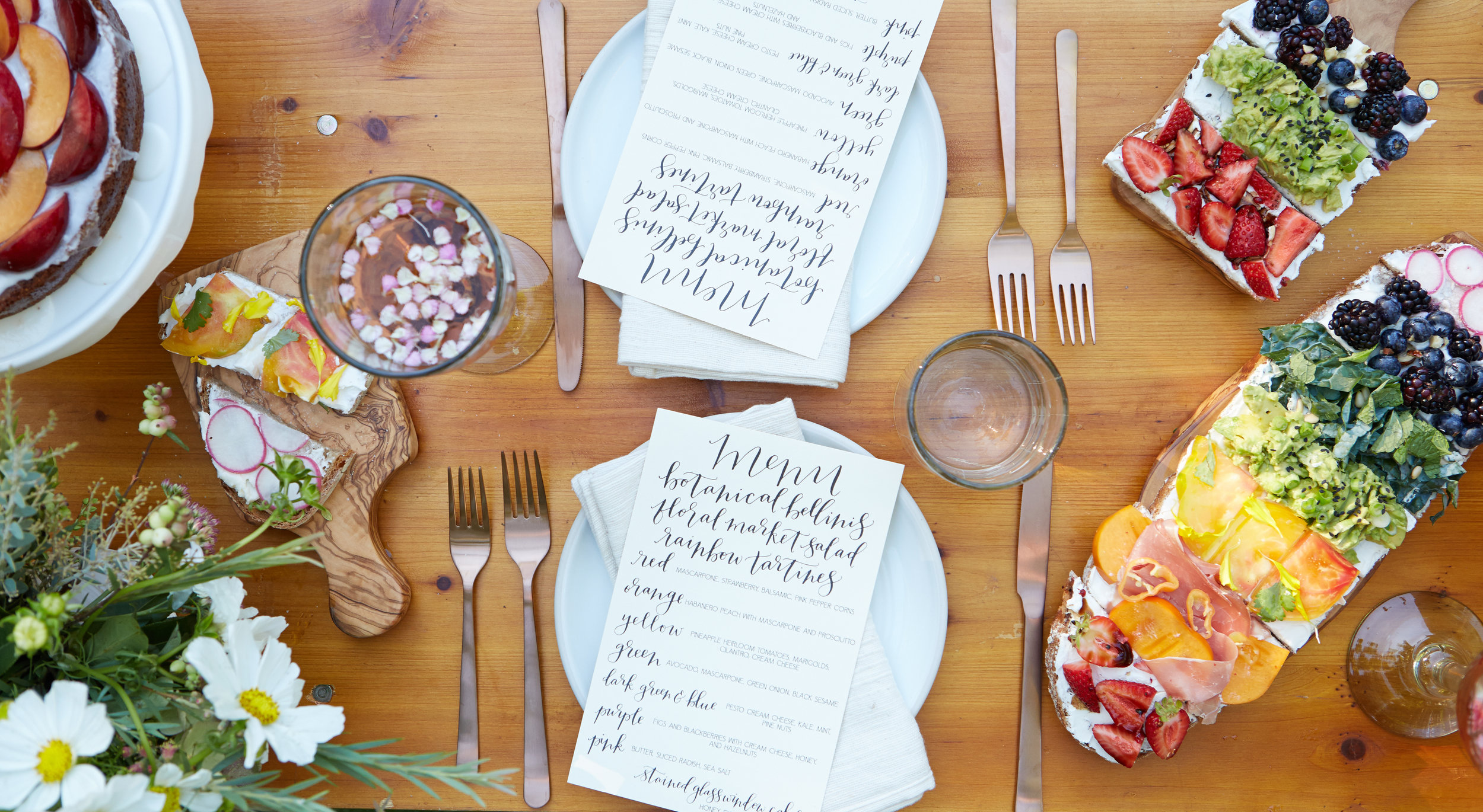 Party Planning: An Afternoon Luncheon With Jenni Kayne
