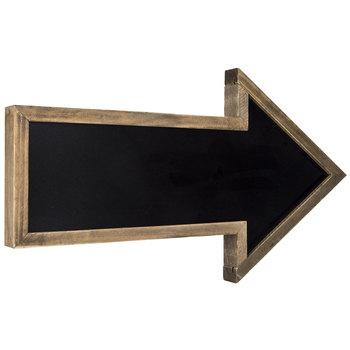 """10 1/2""""x18 5/8"""" Wood Frame Arrow"""